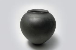 Michele Cesta – Vase, 1300° C, Kapselbrand 1000° C