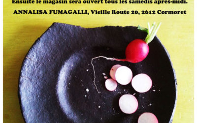 Eröffnung Laden Annalisa Fumagalli